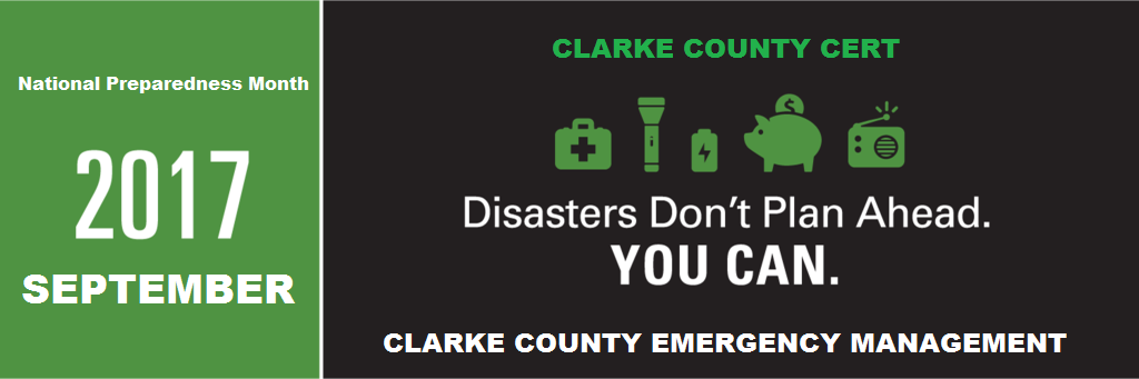 disaster alerts for clarek county iowa