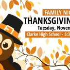 clarke schools osceola iowa family night